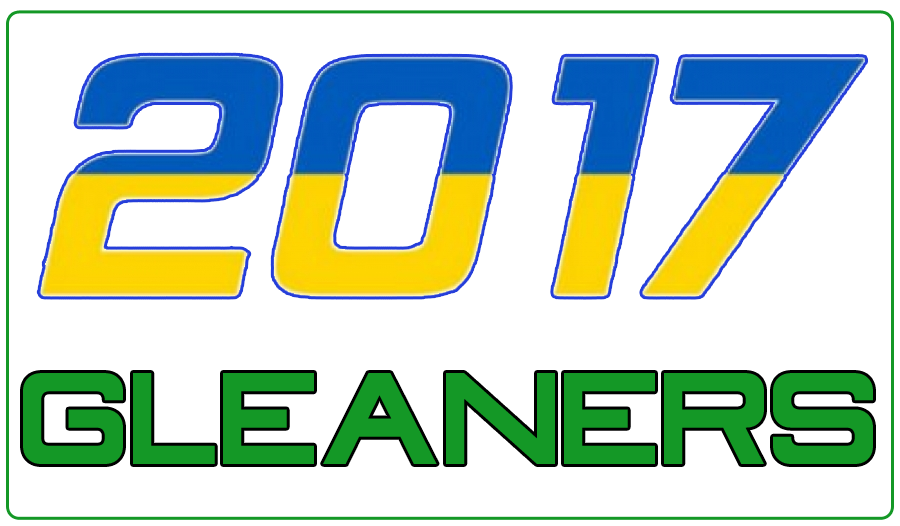 Click on the month below to access the 2017 Gleaners